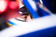 January 24-28, 2018. IMSA Weathertech Series ROLEX Daytona 24. 23 United Autosports, Ligier LMP2, Fernando Alonso, 2x World Champion F1 driver, United Autosports