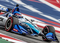 March 22, 2019 - Austin, Texas, U.S. - TAKUMA SATO (30) of Japan goes through the turns during practice for the INDYCAR Classic at Circuit Of The Americas in Austin, Texas. (Credit Image: © Walter G Arce Sr Asp Inc/ASP)
