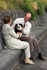 JUL 13 2000 Collie Dog Megan