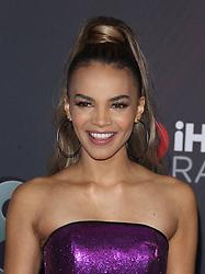 2018 iHeartRadio Music Awards - Arrivals. 11 Mar 2018 Pictured: Leslie Grace. Photo credit: Jaxon / MEGA TheMegaAgency.com +1 888 505 6342