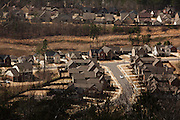 HOOVER, AL – MARCH 1, 2016: A view of the Ross Bridge neighborhood in west Hoover.<br /> <br /> On Super Tuesday, voters in the economically vibrant city of Hoover turned out to voice their support for a presidential candidate. Located in the Appalachian foothills, Hoover is the largest suburb of Birmingham and is home to several planned communities with idyllic neighborhoods tailored for the upper middle class. CREDIT: Bob Miller for The Wall Street Journal<br /> OLDCITIES