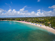 Sandy Lane beach, St. James, Barbados