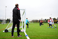 - Mandatory by-line: Dougie Allward/JMP - 22/11/2016 - FOOTBALL - South Bristol Sports Centre - Bristol, England - BCCT Walking Football