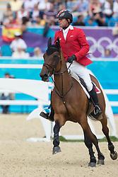 Estermann Paul (SUI) - Castlefield Eclipse<br /> Olympic Games London 2012<br /> © Dirk Caremans