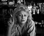 Rosa was a human ball of fire from Calabria, Italy and one of my first subjects as a photographer. She provided the drinks and entertainment that fueled the ongoing festive vibe at The Gem on Davenport; a hangout for artists, Irish and locals during the mid 80's. <br /> I will never forget the day Rosa agreed to let me do a series of photos of her....I was excited and she was wild, unpredictable and very kind.