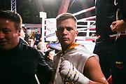 Boxen: German Boxing Edition, Hamburg, 21.12.2019<br /> John Bielenberg (GER)  - Anel Islamovic (BIH)<br /> © Torsten Helmke