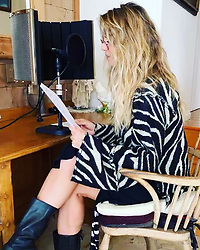"""Heidi Klum releases a photo on Instagram with the following caption: """"BLA....BLA....BLA. ....\nvoiceover for #gntm2019  #ichbingntm2019"""". Photo Credit: Instagram *** No USA Distribution *** For Editorial Use Only *** Not to be Published in Books or Photo Books ***  Please note: Fees charged by the agency are for the agency's services only, and do not, nor are they intended to, convey to the user any ownership of Copyright or License in the material. The agency does not claim any ownership including but not limited to Copyright or License in the attached material. By publishing this material you expressly agree to indemnify and to hold the agency and its directors, shareholders and employees harmless from any loss, claims, damages, demands, expenses (including legal fees), or any causes of action or allegation against the agency arising out of or connected in any way with publication of the material."""