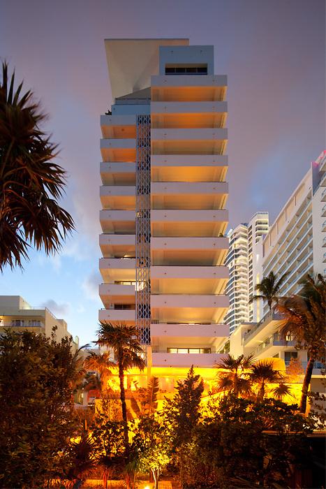 Soho House Miami Beach 2010 Architects: Shulman + Associates
