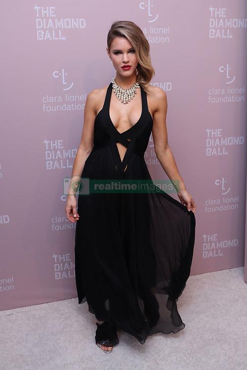 September 15, 2018 - New York City, New York, USA - 9/13/18.Joy Corrigan at Rihanna''s 4th Annual Diamond Ball held at Cipriani Wall Street in New York City..(NYC) (Credit Image: © Starmax/Newscom via ZUMA Press)