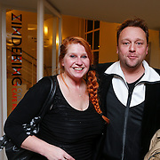 NLD/Utrecht/20130122 - Premiere Adele, ??.. en Richard Groenendijk