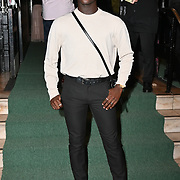 Idriss Kargbo attended, A Gala Performance of Wicked. In celebration of its 15th Anniversary in London at Apollo Victoria Theatre, London, UK. on 28th September 2021.