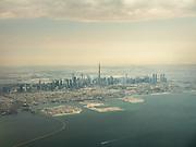 View over Dubai.