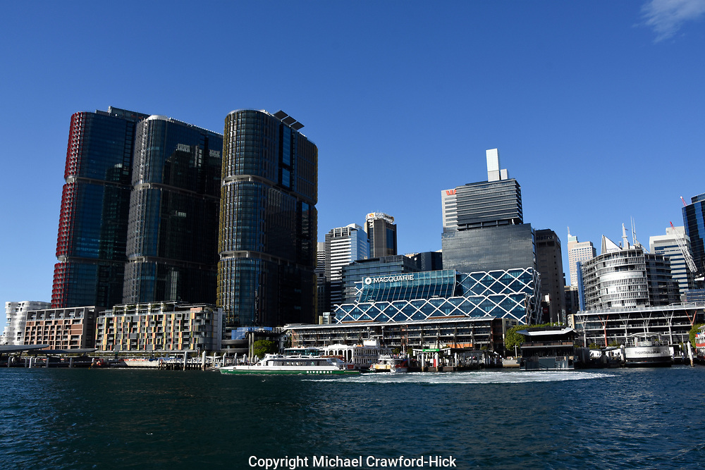 Darling Harbour, Waterfront Sydney