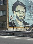 Iran. Tehran, urban highway