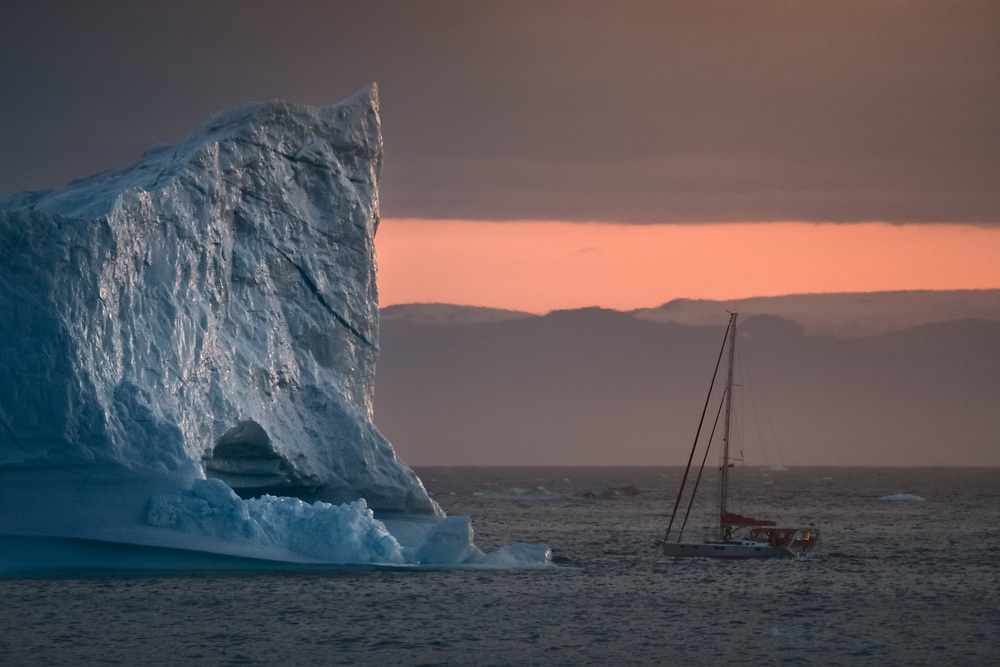 Surprisingly, before Titanic catastrophe, icebergs weren't considered a serious threat to ships.But in April 1912 everything changed. Soon after the collision, International Ice Patrol was formed. Its goal is to collect data on currents, ice-flow, ocean temperatures, salinity levels etc. The organization is still active nowadays and is operated by United States Coast guard.