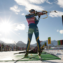 20111208: AUT, Biathlon - Ladies practice session at E.ON IBU Worldcup 2nd Biathlon, Hochfilzen