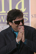 Indian actor Govind Arun Ahuja, also known as Govinda, arriving at the International Indian Film Academy Awards (IIFA) ceremony at the Hallam Arena in Sheffield for the annual IIFA awards. The awards were known as the 'Bollywood Oscars' and ran from 7-10th June. They were watched by an estimated global television audience 500 million people.