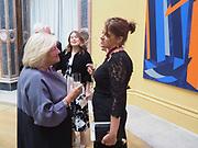 DAME VIVIEN DUFFIELD; ALEXANDRA SHULMAN; TRACEY EMIN, Royal Academy of Arts Annual Dinner. Burlington House, Piccadilly. London. 6 June 2017