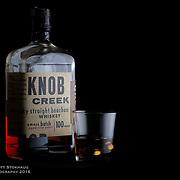 Knob Creek Promo Shot