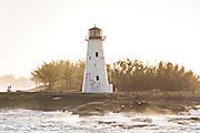 Paradise Island Hog Island Lighthouse, Nassau, Bahamas, Caribbean