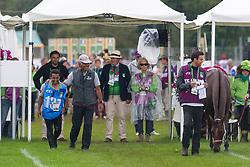 Abdulrahman Saad AS Al Sulaiteen, (QAT), Koheilan Kincso<br /> Alltech FEI World Equestrian Games™ 2014 - Normandy, France.<br /> © Hippo Foto Team - Leanjo de Koster<br /> 25/06/14