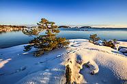 Seasons in the archipelago