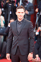 Venice, Italy, 31st August 2019, Nicholas Hoult at the gala screening of the film Joker at the 76th Venice Film Festival, Sala Grande. Credit: Doreen Kennedy