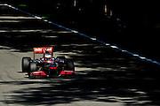 September 10-12, 2010: Italian Grand Prix. Jenson button, Mclaren