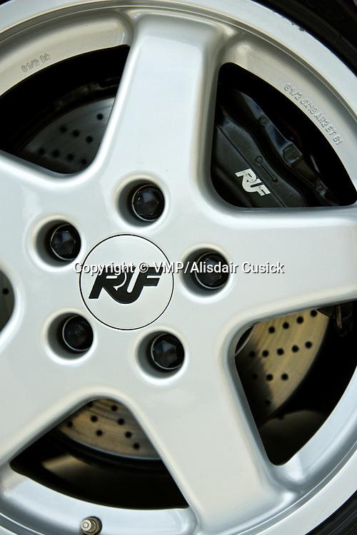 Ruf Porsche 911 Alloy Wheel, 2005