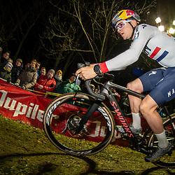 2019-12-29: Cycling: Superprestige: Diegem: Tom Pidcock was the best U23 rider