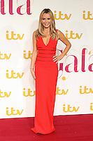 Amanda Holden, ITV Gala, The London Palladium, London UK, 19 November 2015, Photo by Richard Goldschmidt