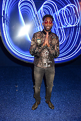 Tinie Tempah at the Warner Music & Ciroc Brit Awards party, Freemasons Hall, 60 Great Queen Street, London England. 22 February 2017.