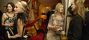Jasmine Guinness, Daphne Guinness and Rosamund Pike. Artists Independent Networks  Pre-BAFTA Party at Annabel's co hosted by Charles Finch and Chanel. Berkeley Sq. London. 11 February 2005. . ONE TIME USE ONLY - DO NOT ARCHIVE  © Copyright Photograph by Dafydd Jones 66 Stockwell Park Rd. London SW9 0DA Tel 020 7733 0108 www.dafjones.com