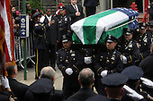 Police Officer Omar Edwards Funeral held at Our Lady of Victory in Brooklyn in June 4, 2009