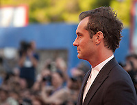 Jude Law at the premiere of the film The Young Pope at the 73rd Venice Film Festival, Sala Grande on Saturday September 3rd 2016, Venice Lido, Italy.