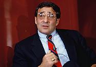Washington, DC 1989/04/01 Leon Panetta,<br />Photo by Dennis Brack