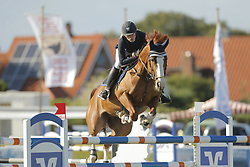 Orschel, Cassandra, Acanthya<br /> Fehmarn - Pferdefestival 2014<br /> Nationales Springen<br /> © www.sportfotos-lafrentz.de/ Stefan Lafrentz