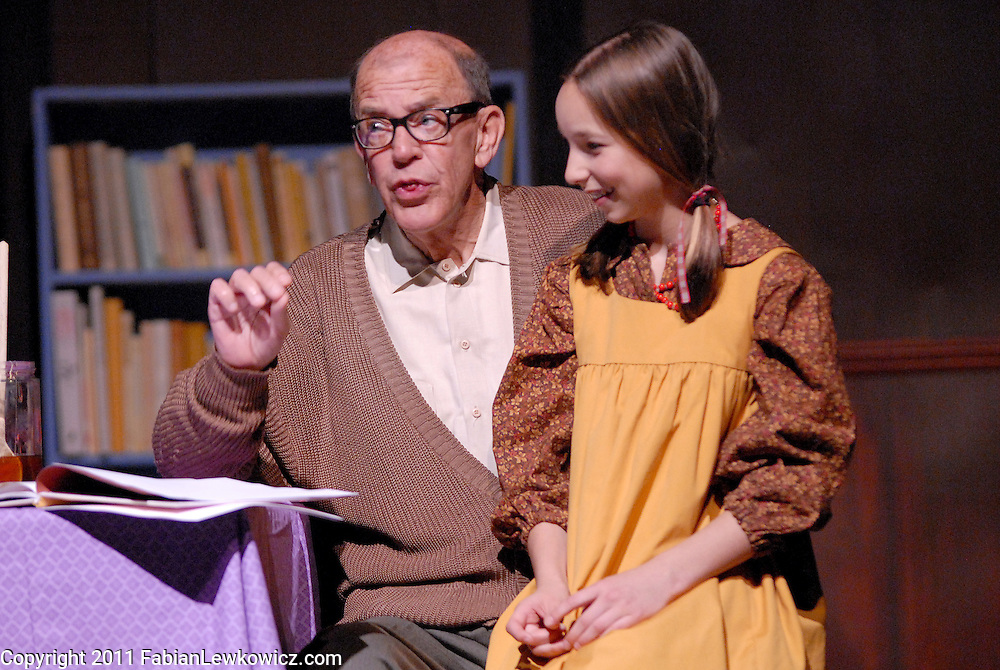 "Cast run through dress rehearsal of 'Thank You, Mr. Falker"" at the Morgan-Wixson Theater  on Friday, May 13, 2011.<br /> <br /> A new family musical by Sarah Taylor Ellis (music) and Andrew Bentz (book & lyrics) about literacy and dyslexia, Thank You, Mr. Falker, will premiere at the Morgan-Wixson Theater in Santa Monica on Saturday, May 14, 2011.<br /> <br /> Directed by Lane Williamson; Music direction by Sarah Taylor Ellis; Choreography by Christopher Albrecht; Produced by Mary Morra & Jennifer Polhemus"