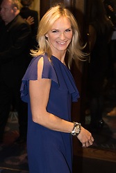 Grosvenor House Hotel, London, November 7th 2016. Luminaries from the music industry gather at the Grosvenor House Hotel for the Music Industry Awards, where this year The Who's Roger Daltrey CBE is honored with the 25th annual MITS award in support of Nordoff Robbins and The BRIT Trust. PICTURED: Jo Whiley