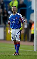 Photo: Jed Wee/Sportsbeat Images.<br /> Carlisle United v Bristol City. Coca Cola League 1. 21/04/2007.<br /> <br /> Carlisle's David Raven.
