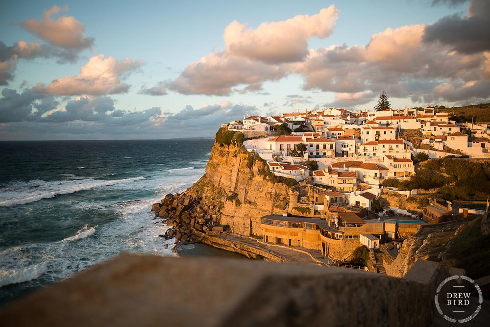 Sintra, Portugal | Nov. 2016<br /> Fishing Village, Azenhas do Mar<br /> <br /> Drew Bird Photography<br /> San Francisco Bay Area Photographer<br /> Have Camera. Will Travel. <br /> <br /> www.drewbirdphoto.com<br /> drew@drewbirdphoto.com