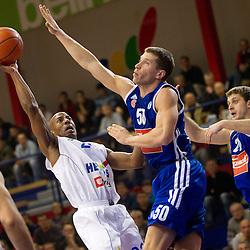 20111223: SLO, Basketball - ABA League, KK Helios Domzale vs Cibona Zagreb