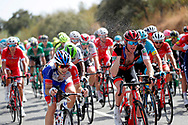 Brent Bookwalter (USA - BMC), during the UCI World Tour, Tour of Spain (Vuelta) 2018, Stage 8, Linares - Almaden 195,1 km in Spain, on September 1st, 2018 - Photo Luis Angel Gomez / BettiniPhoto / ProSportsImages / DPPI