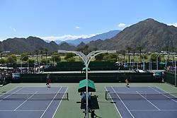 March 8, 2019 - Indian Wells, USA - Rafael Nadal and Roger Federer  (Credit Image: © Panoramic via ZUMA Press)