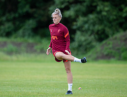 WALLASEY, ENGLAND - Wednesday, July 28, 2021: Liverpool's Jasmine Matthews during a training session at The Campus as the team prepare for the start of the new 2021/22 season. (Pic by David Rawcliffe/Propaganda)