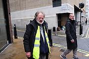 Homeless near Leicester Sq. London. 22 January 2016