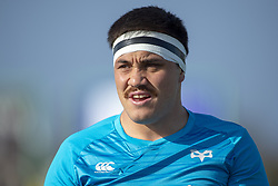 March 2, 2019 - Galway, Ireland - Jordan Lay of Ospreys during the Guinness PRO 14 match  between Connacht Rugby and Ospreys at the Sportsground in Galway, Ireland on March 2, 2019  (Credit Image: © Andrew Surma/NurPhoto via ZUMA Press)