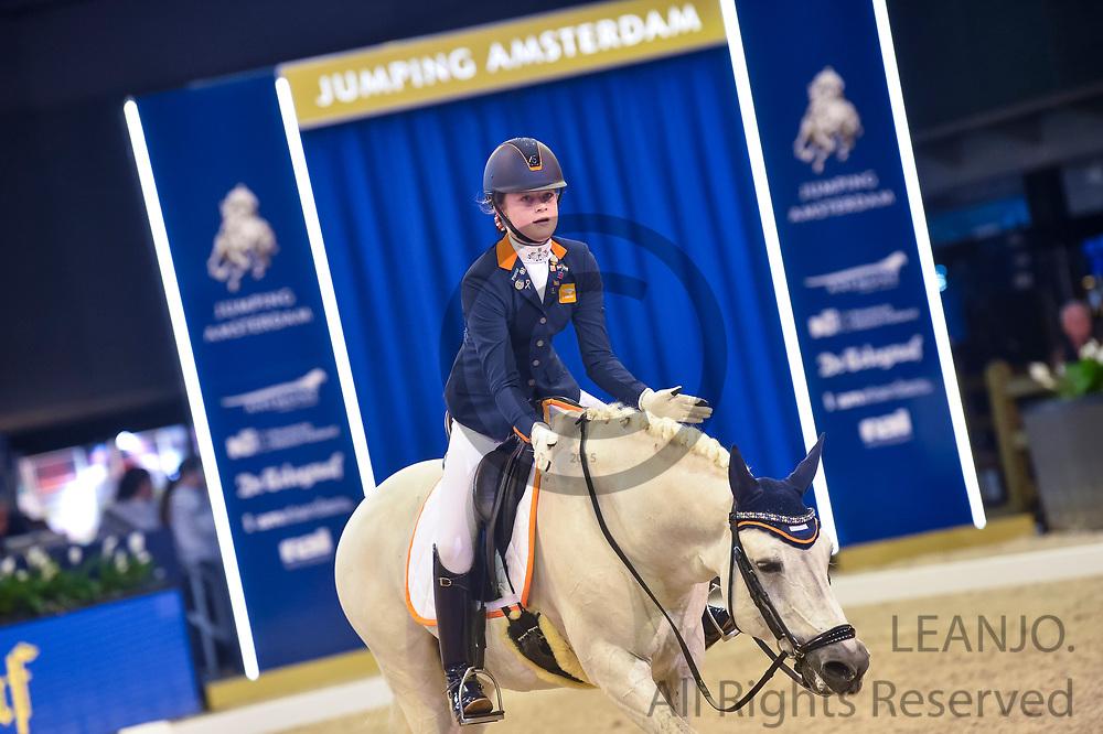 Micky Schelstraete - Elin's Noncisdador<br /> Jumping Amsterdam 2017<br /> © DigiShots