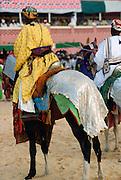 Chiefs at a Durbar in Maidugari, Nigeria