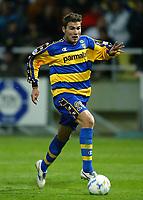 Parma 8 Dicembre 2002<br />Parma - Reggina 2-0<br />Adrian Mutu